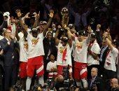 تورونتو رابتورز يفوز على وريورز ويحرز لقب دورى السلة الأمريكى للمرة الأولى