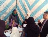 الكشف على 2426 حالة بقافلة طبية بكفر عليم في مركز القناطر الخيرية