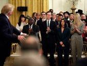 كيم كاردشيان ترتدى ملابس بـ72 ألف دولار للحديث عن العدالة فى البيت الأبيض