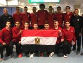 مصر تواجه الجزائر فى ختام تمهيدى البطولة العربية للسلة