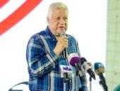 """مرتضى منصور يستعين بفيديو """"الدكش"""" لكشف دفاعه عن الأهلى"""