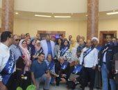 رئيس شركة صرف صحى القاهرة يكرم 54 عاملا مثاليا