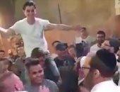 فيديو وصور.. حريديم ضد إسرائيل.. يهود يشاركون فى عُرس فلسطينى بالضفة