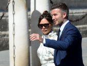 توافد نجوم كرة القدم على مقر حفل زفاف راموس.. فيديو وصور