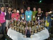 صور.. فوز لاعبى مراكز شباب الإسكندرية بـ21 ميدالية فى أوليمبياد الطفل المصرى