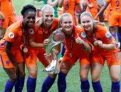 هولندا تطيح بالكاميرون وتتأهل لدور الثمانية فى كأس العالم للسيدات