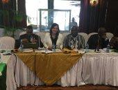 منى محرز تشارك فى الاجتماع التحضيرى لوزراء الزراعة الأفارقه في كينيا