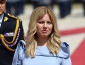 رئيسة سلوفاكيا تنشر فيديو لها مع الشعب: اشتقت لكم