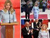 """""""جميلة فى القصر"""".. ناشطة ضد الفساد تصبح أول رئيسة لسلوفاكيا"""