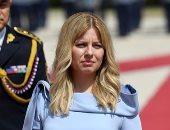 صور.. ناشطة فى مكافحة الفساد تؤدى اليمين لتصبح أول رئيسة لسلوفاكيا