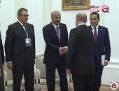 """شاهد..""""مباشر قطر"""":تميم يتخبط فى تنظيم مونديال 2022 ويبحث عن الحماية الأمنية"""