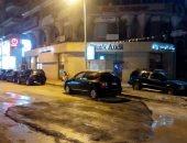 حى العجوزة يرمم 5 شوارع ويرفع كفاءة شارع عبد المنعم سند
