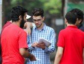 السماح لطالبات الثانوية بدخول لجان مدرسة الشهيد شريف صالح بالزيتون