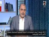 شاهد..محمد الباز : رؤساء وزعماء ومشاهير العالم سيحضرون حفل ختام أمم أفريقيا
