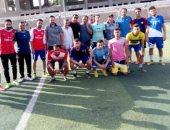 وزارة الشباب تنظم برامج رياضية وثقافية وفنية ب ٣٦ قرية فى محافظة المنيا
