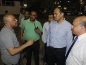 لجنة وزارية تتفقد مركز شباب الجزيرة وتستمع لشكاوى الأعضاء