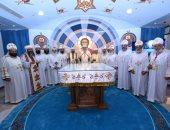 تدشين مذابح كنيسة العذراء الوجوه بشبرا بحضور البابا تواضروس