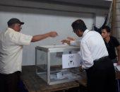 صور.. إقبال كثيف على لجان انتخابات الغرفة التجارية فى بورسعيد