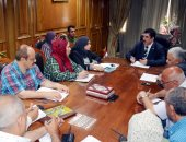 محافظ القليوبية يعقد اجتماعا لافتتاح 26 مدرسة خلال الفترة المقبلة