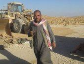 قصة خفير فقد حياته فى سبيل لقمة العيش بالجيزة .. صور