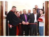 صور..أندريه زكي يترأس احتفالات رسامة ٥ قساوسة جدد  لكنائس أسيوط والمنيا الإنجيلية