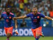 كل أهداف السبت.. كولومبيا تذل الأرجنتين بثنائية فى كوبا أمريكا