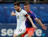 كوبا أمريكا.. الأرجنتين تخسر أول مباريتها أمام كولومبيا (2-0)