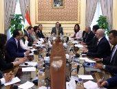 رئيس الوزراء يكلف بسرعة إنهاء إجراءات تمويل أصحاب الورش بمدينة دمياط للأثاث