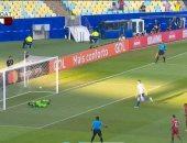باراجواي تتقدم على قطر بعد 3 دقائق فى كوبا أمريكا.. فيديو