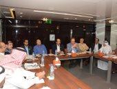 جمعية رجال الأعمال تعرض على وفد سعودى مزايا الاستثمار  في مصر