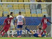 التعادل يحسم مباراة باراجواي ضد قطر في كوبا أمريكا
