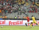 فيديو وأرقام.. أحمد على يسجل هدفه الخامس فى تاسع مشاركاته مع منتخب مصر