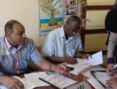 لجنة الانضباط التعليمى بأسوان ترصد ملاحظات داخل مدارس إدفو