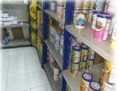 ضبط مخزن أدوية وعقاقير مهربة جمركيا وغير مسجلة بوزارة الصحة فى مدينة نصر
