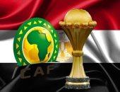 تركيب شاشات عرض بحديقة عفلة بالقناطر الخيرية استعداداً لكأس الأمم الأفريقية