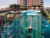 بمناسبة الصيف.. صور أجمل وأكثر حمامات السباحة جرأة فى العالم