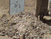 شكوى من تراكم مخلفات حفر الصرف الصحى بالمحمودية فى حى السلام ثان