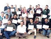 صور.. وفد من الجامعة الأمريكية يزور جامعة الزقازيق