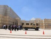 مشرف متحف الحضارة: لا ننافس المتحف الكبير بل نتكامل معه لتشيط السياحة