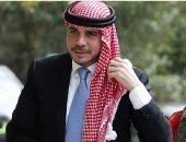 الأمير هاشم شقيق العاهل الأردني يصل القاهرة