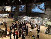 وزارة الآثار تعقد اجتماعًا لمتابعة مستجدات الأعمال بمتحف الحضارة
