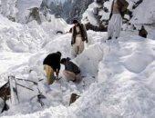 فقدان 150 شخصا إثر انهيار كتلة جليدية شمال الهند