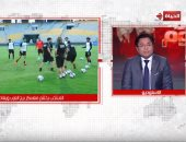 """فيديو..خالد أبو بكر مازحا: """"ما فعله صلاح بحارس غينيا جريمة يعاقب عليها القانون"""""""