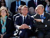 عرض جوى فى باريس بحضور الرئيس الفرنسى