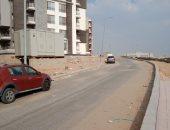 مطالب بعمل مطصبات صناعية أمام طريق البوابة الثالثة بمشروع دار مصر الشروق