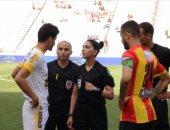 فيفا يحتفل بأول امرأة عربية وأفريقية تنضم للتحكيم فى ملاعب تونس