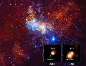 المجرات لسه فيها أسرار.. يعنى إيه القوس A والثقوب السوداء الهائلة؟