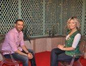 """محمد فراج يتحدث عن تجربته فى فيلم """"الممر"""" مع شيرين سليمان"""