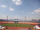 صور.. شاهد استاد القاهرة بعد التجديد استعدادا لكأس الأمم الأفريقية