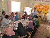صور .. جهاز تنمية المشروعات يواصل تدريب شباب شمال سيناء على تكوين مشروعاتهم